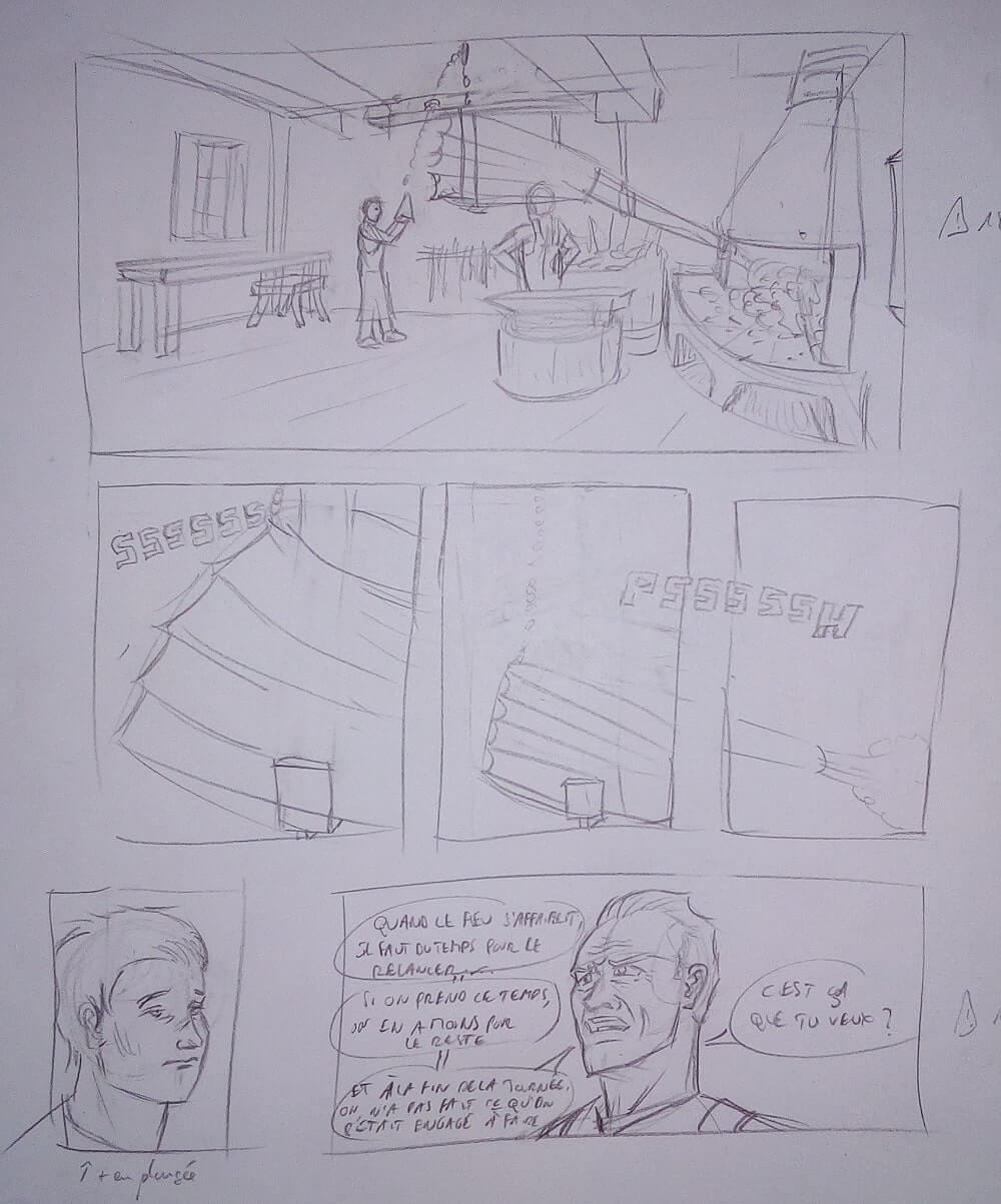 storyboard planche 12
