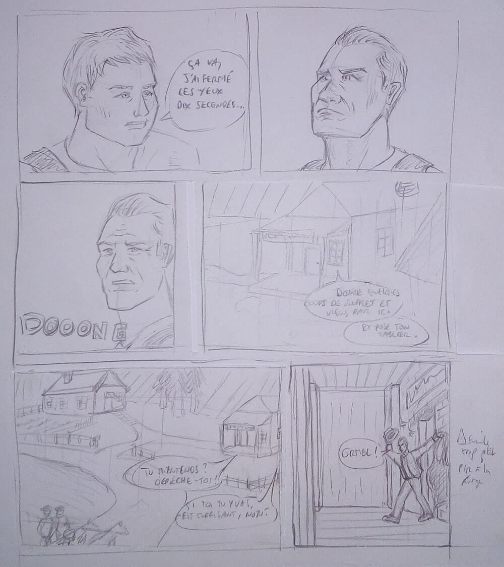 storyboard planche 13